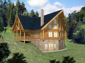 Log Home House Plans 3720 Sq Ft Whistler Style Log Home Log Design Coast