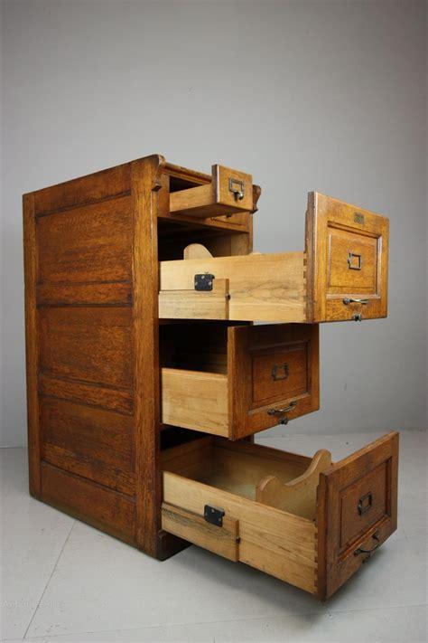 antique oak file edwardian antique oak filing antiques atlas