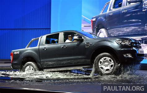 ford ranger 2015 2015 ford ranger makes world debut in thailand image 320425