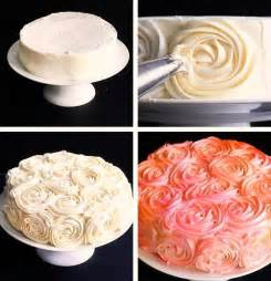 Decorating A Cake At Home by Easy Wedding Cake Decorating Ideas Onweddingideas Com