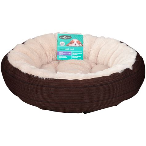 medium dog bed chion breed round pet bed for small to medium dogs 22