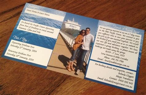 wedding invitations perth western australia boarding pass my invite to you exclusively designed