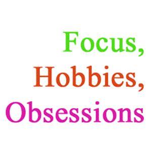 Second Stuff 20 focus hobbies obsessions