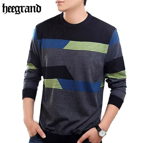 Sweater Rajut Grand Wish hee grand 2017 new fashion s sweater pullovers casual sweater for patterns brand