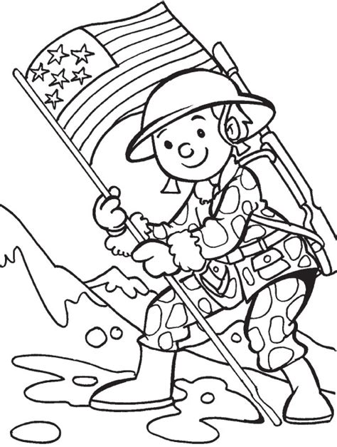 veteran coloring pages printable memorial day coloring pages best coloring pages for kids