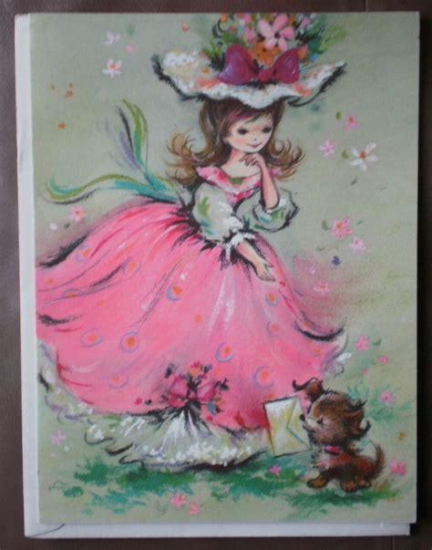 Coronation Birthday Card Friendship Card Coronation Collection Vintage Greeting