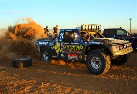 ford baja truck f 150 trophy truck takes home first overall at baja 1000