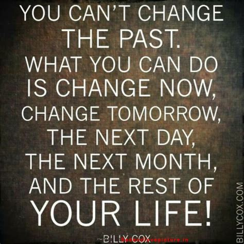Change The Past Quotes