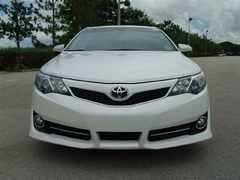 Toyota Se 2014 Toyota Camry Se For Sale In Kingston Jamaica For