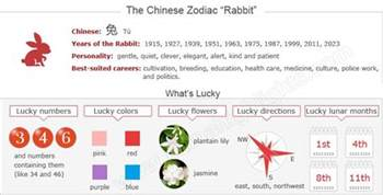 year of the rabbit zodiac luck romance personality