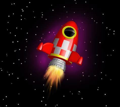 tutorial on vector space create a vector space rocket in illustrator cs5