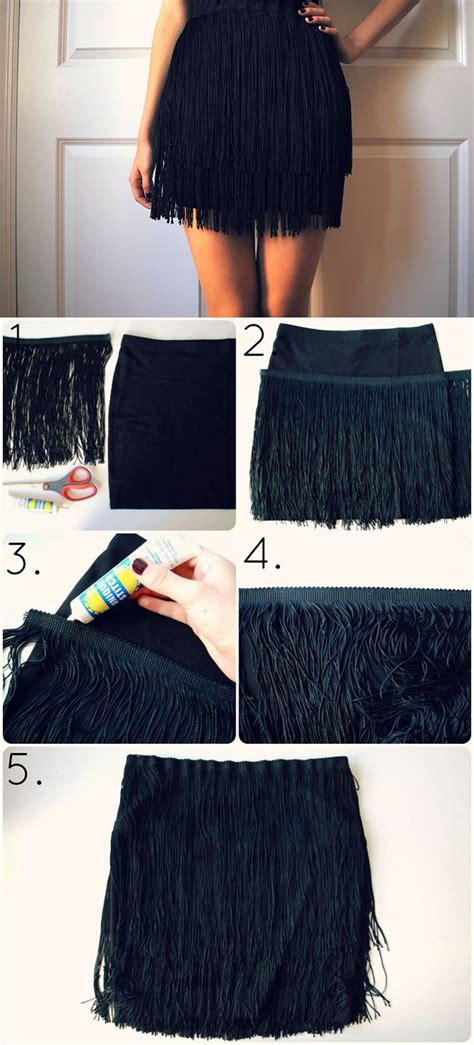 diy flapper hairst diy 1920 s flapper fringe skirt diy cozy home