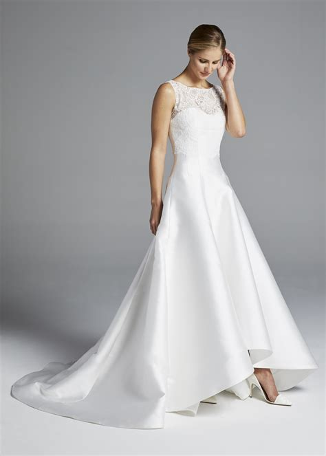anne barge spring  bridal collection  coordinated