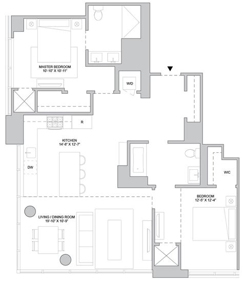 10 Provost Jersey City Floor Plans by Jersey City Nj New Construction Homes 10 Provost