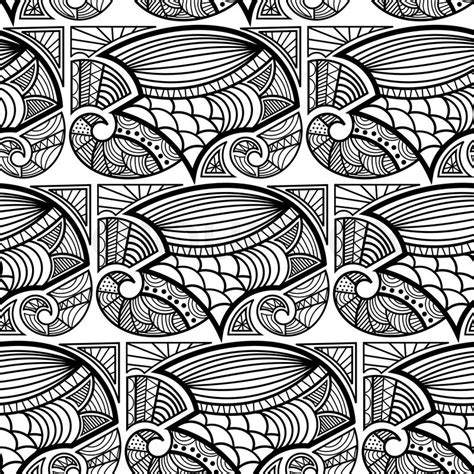 black and white fancy pattern black and white seamless texture with a fancy pattern