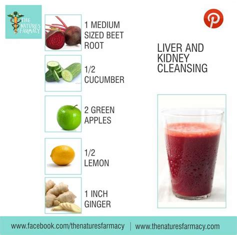 Liver And Kidney Detox Benefits by 67 Best Juice Recipes Images On Juice Recipes