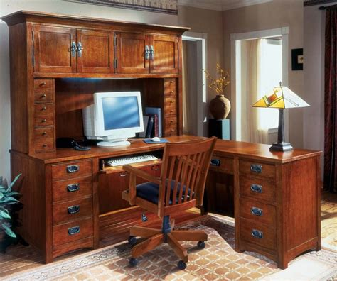 dmi oxmoor executive desk pedestal leather inlays
