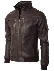 Leather Jacket Mens Mens Leather Jackets Fashionhdpics
