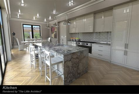 Photorealistic Interior Rendering by Rendering Your Sketchup Model In Shaderlight The