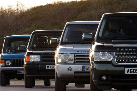 the history of range rovers my style