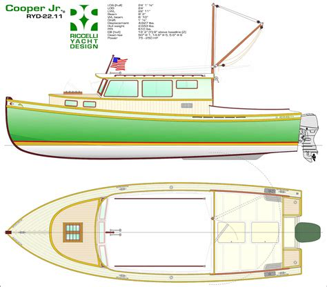 sport fishing boat plan судостроение pinterest sport - Sport Fishing Boats Plans