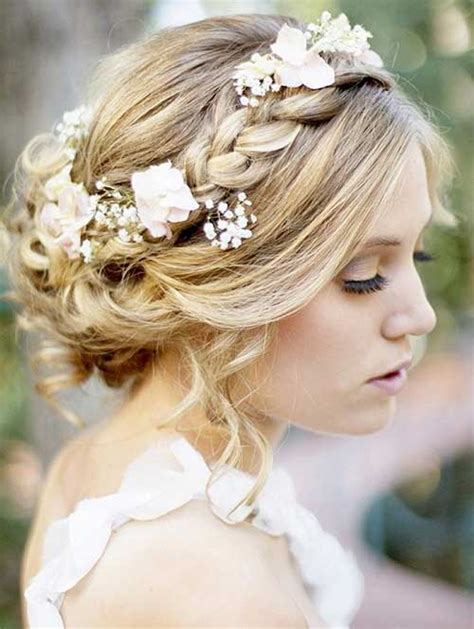 Rustic Wedding Hairstyles by 26 Braids For Wedding Hairstyles Hairstyles