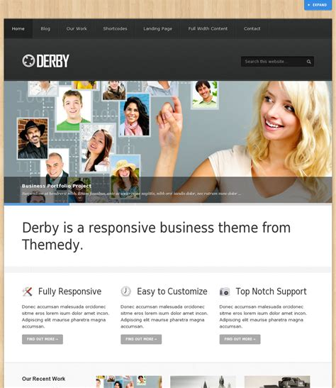 thesis child themes responsive business child theme for thesis genesis