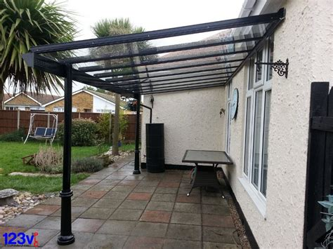Glass Veranda Uk by Glass Verandas Outside Shelter Verandah Gallery 123v Plc
