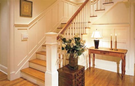 Wainscoting Designs, Layouts, and Materials This Old House