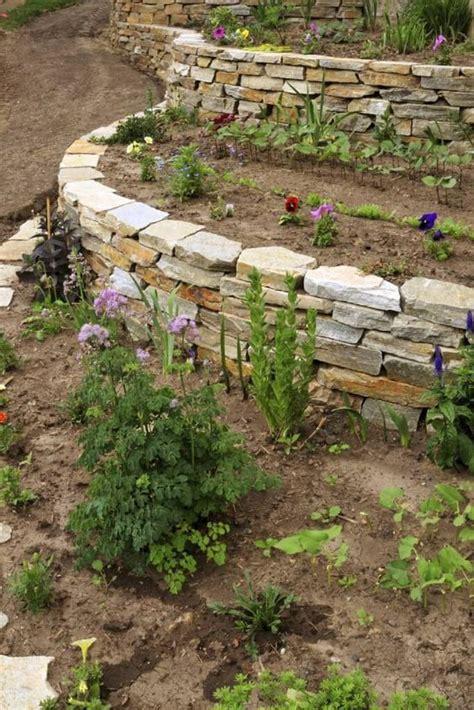Retaining Wall Garden Ideas 810 Best Retaining Wall Ideas Images On