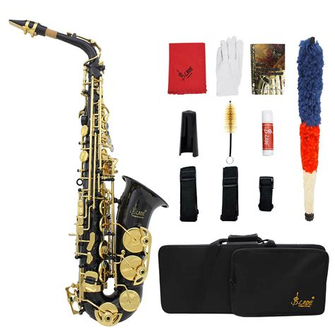 produttori lade lade brass engraved eb e flat alto saxophone sax abalone
