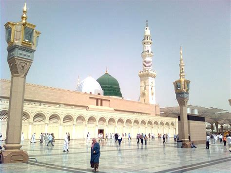 masjid nabvi hd photo