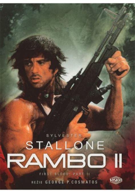 film actiune rambo 2 rambo first blood part ii 1985 top film filme de top