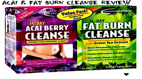 Acai Berry Detox And Colon Cleanse Reviews by Acai Berry Burn Cleanse Review