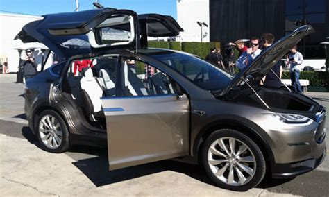 New Tesla Suv Price New Tesla Model X Electric Suv