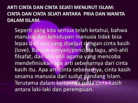 arti nama dalam islam tgs tik pp