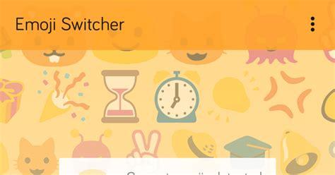 emoji switcher emoji switcher czyli jak mieć emotki z iphone na