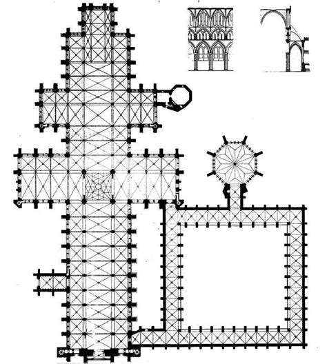 salisbury cathedral floor plan salisbury cathedral begun 1220 salisbury england