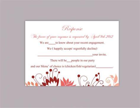 template for rsvp cards for wedding diy wedding rsvp template editable word file instant rsvp template printable rsvp card