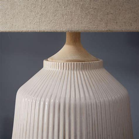 large ceramic table ls roar rabbit ripple ceramic table l large white