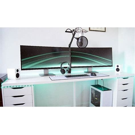 computer gaming desk ideas best 25 gaming desk ideas on computer setup