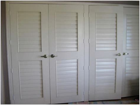 Bifold Closet Doors For Bedrooms Lowes Closet Doors Are The Best Decor Trends