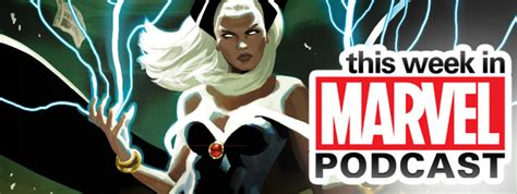 No Podcast Episode This Week by Episode 12 Of The This Week In Marvel Podcast