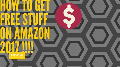 how to get free stuff from amazon com amazon hack how to get free stuff on amazon 100 2017 youtube