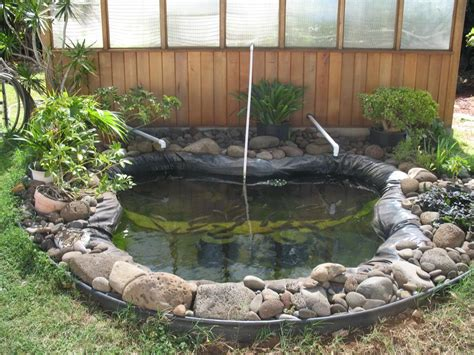 aquaponic backyard backyard aquaponics pond outdoor furniture design and ideas