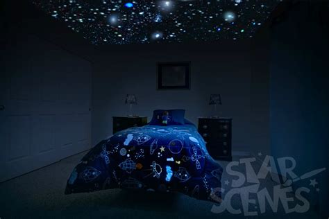 glow in the dark bedroom bedroom glow in the dark stars 250x realistic star by
