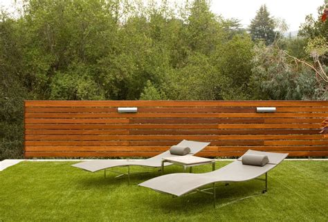 Modern Garden Fencing Ideas Privacy Fencing Ideas Patio Traditional With Wooden Fence Contemporary Path Lights