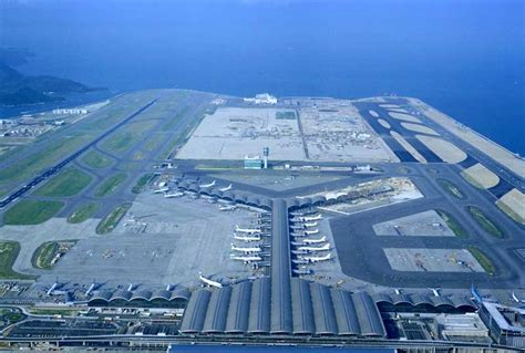 Stansted Airport Floor Plan by Chep Lap Kok Airport Hong Kong Airport By Norman Foster E Architect
