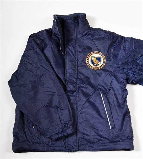 Navy Reversible Jacket navy reversible fleece jacket cool cats clothingcool