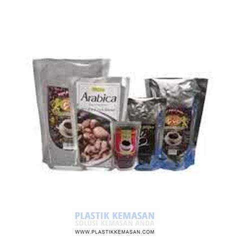 No Zipper Standing Pouch Kombinasi 16x24 Metalize Plastik Silver kemasan stand up pouch alufoil zipper plastik kemasan pouch zipper kantong beras